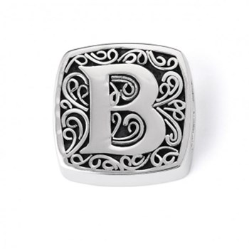 B is for Bold Slide Charm-336397
