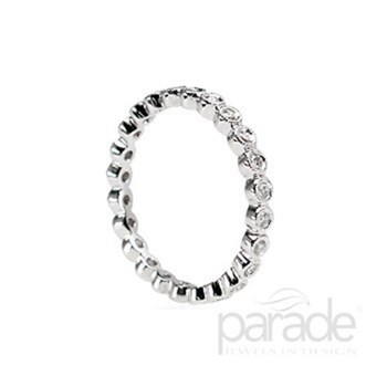 Parade Eternity Diamond Band-348386