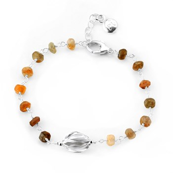 348550-Colorful Spinel Bracelet