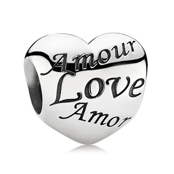 PANDORA Language of Love Charm-342895
