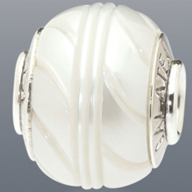 339091-Galatea White Levitation Pearl