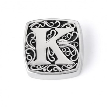 K is for Kissable Slide Charm-336403