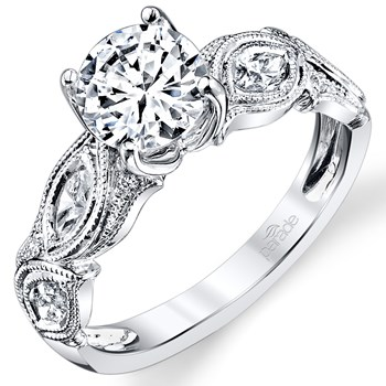 345385-Parade Marquee Diamond Ring