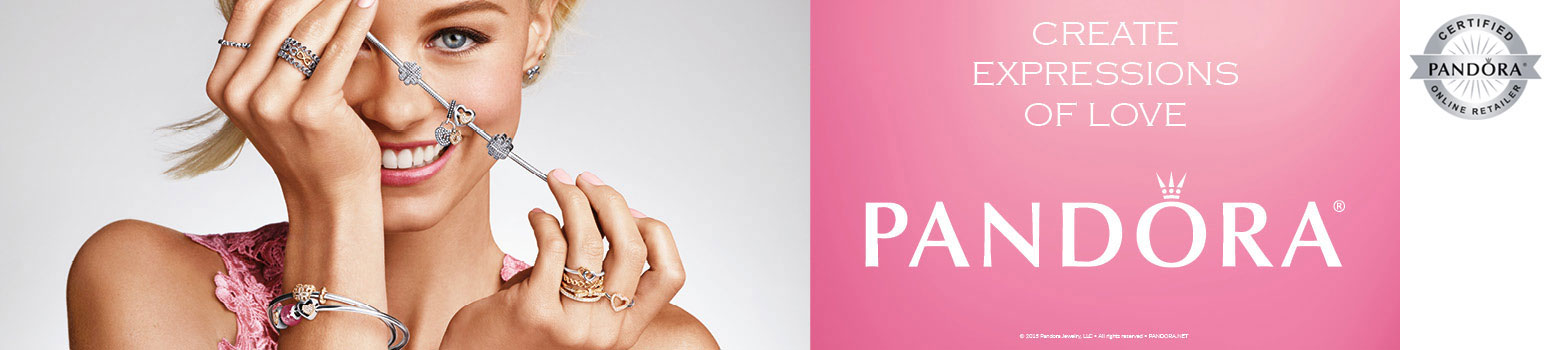 PANDORA New Valentine Collection