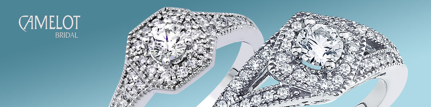 Camelot Bridal Engagement Rings