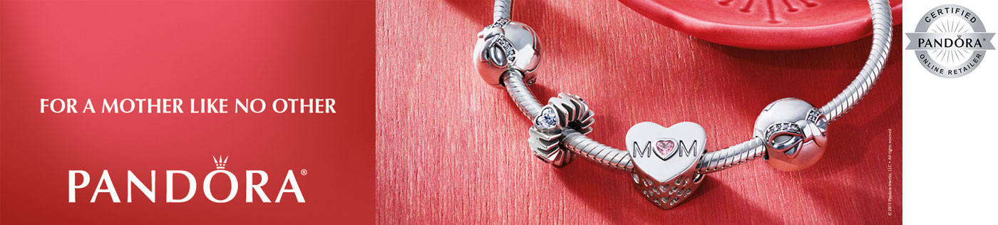 PANDORA New 2016 Mother's Day Collection