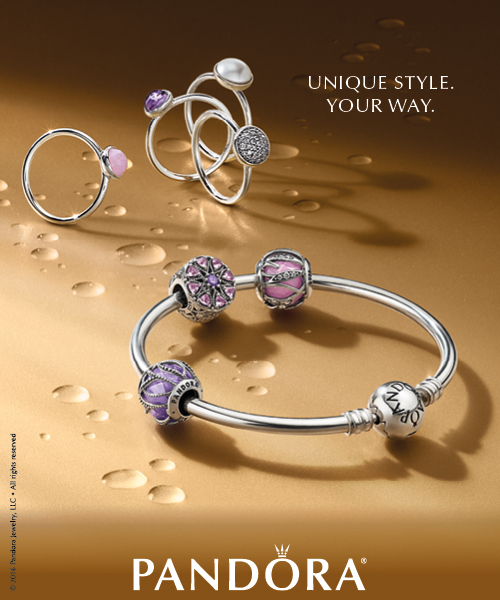 Pandora Jewelry and Charms