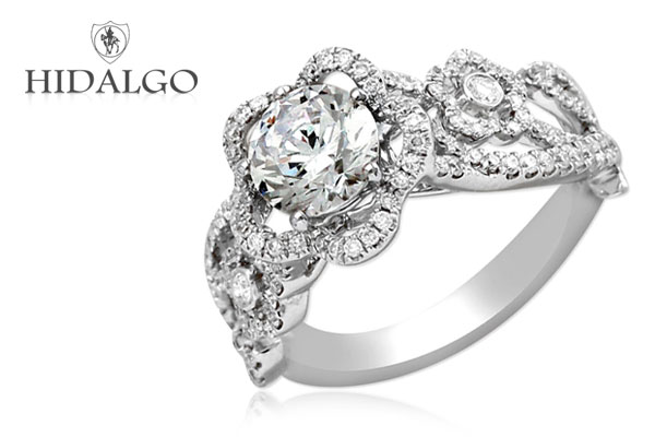 Hidalgo Engagement Rings