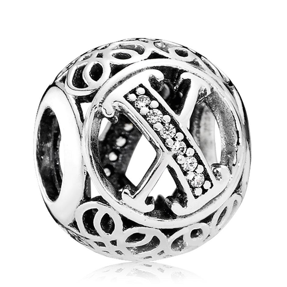 Pandora Sphere Clip Black Rhodium