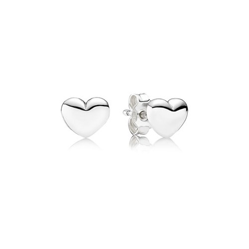 Pandora Hearts Stud Earrings 345512