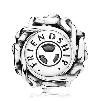 PANDORA ESSENCE FRIENDSHIP Charm 805-55