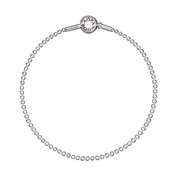 PANDORA ESSENCE Collection Beaded Sterling Silver Bracelet