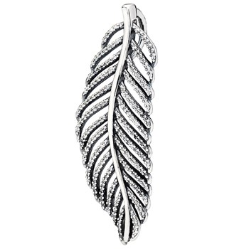 PANDORA Light As a Feather Pendant 344341