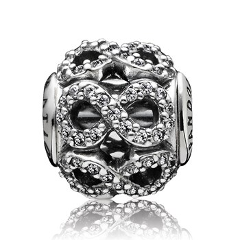 PANDORA ESSENCE Collection DEDICATION Charm-348132