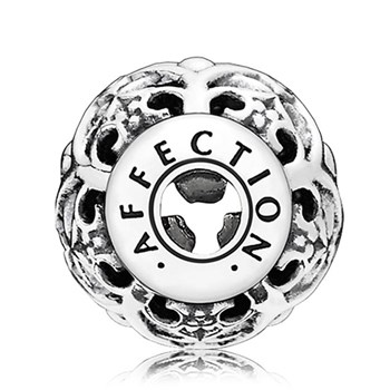 PANDORA ESSENCE AFFECTION Charm 805-64