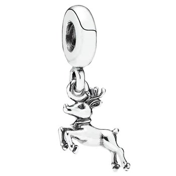 PANDORA Reindeer Dangle-344353