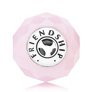 PANDORA ESSENCE Friendship Pink Charm