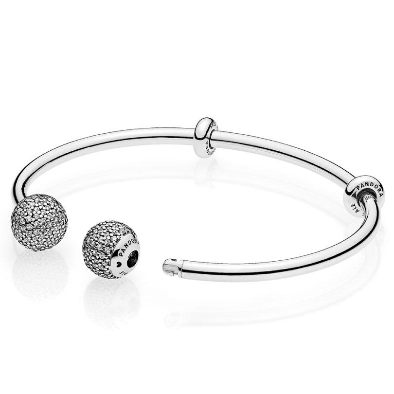 Pandora Open Bracelets | IUCN Water