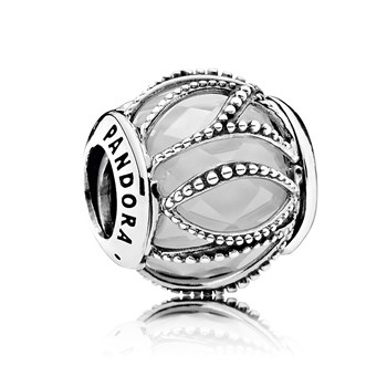 PANDORA Intertwining Radiance with Clear CZ
