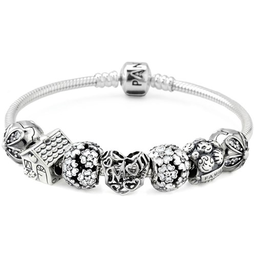 PANDORA A Mother's Love Charm Bracelet