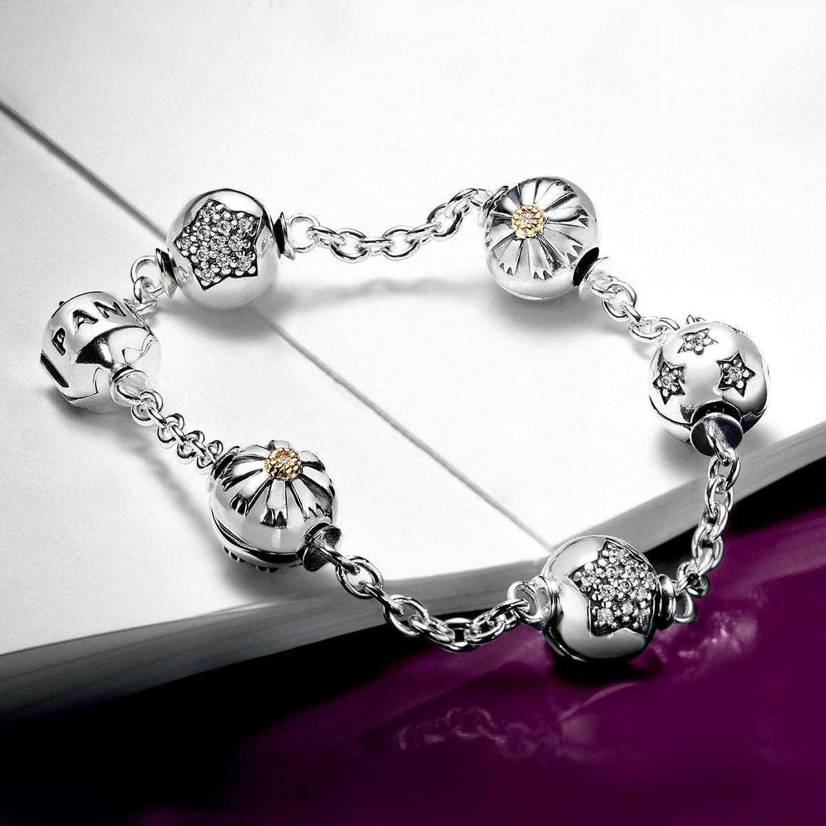 Clips For Pandora Bracelets