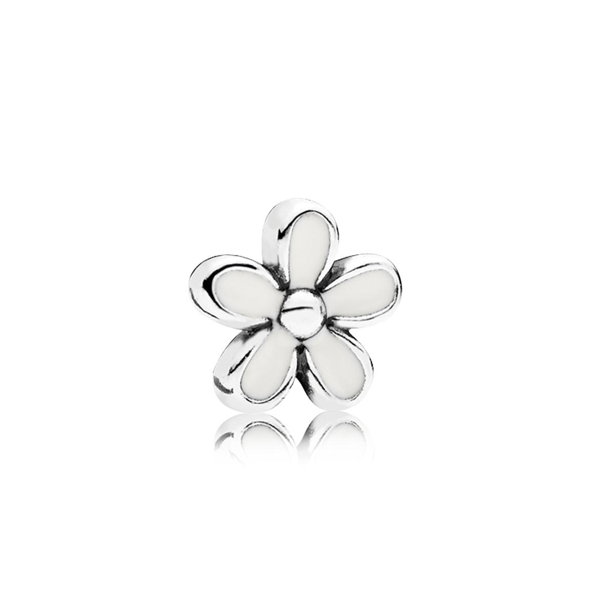 Pandora cherry blossom petite charm pancharmbracelets pandora darling daisy petite charm sciox Images