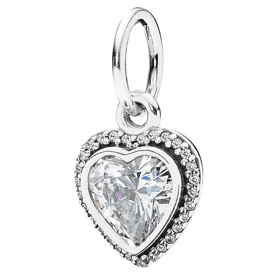 clear us teardrop en cz jewelry diamond pandora radiant ring
