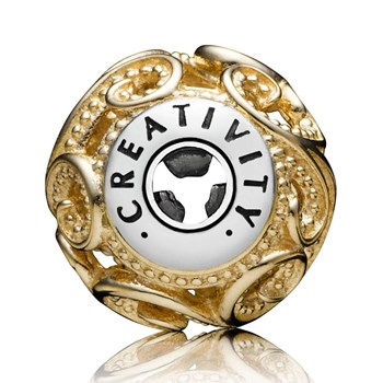PANDORA ESSENCE Collection CREATIVITY Charm-348135