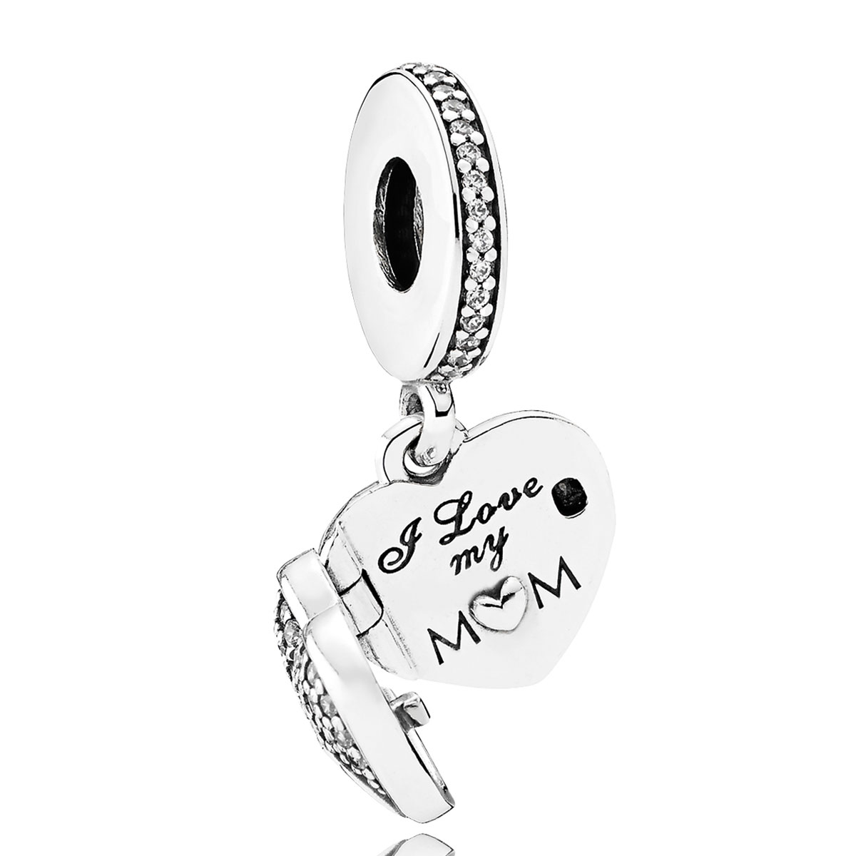 pandora charms mom to be