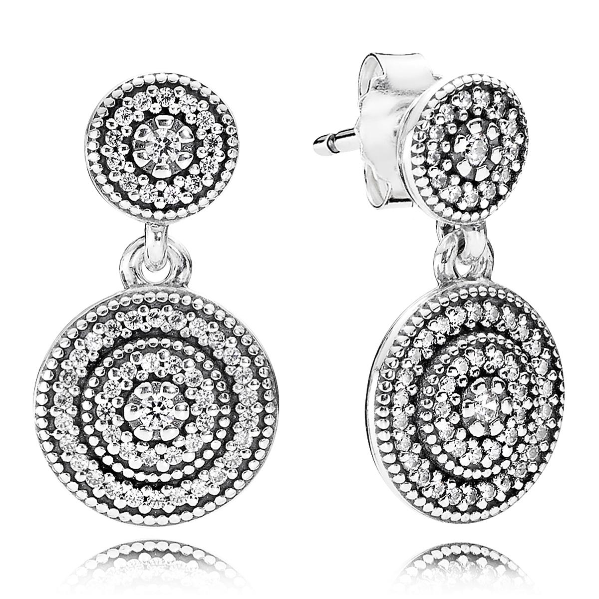 pandora earringd