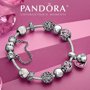 1234-PANDORA Sweetest Day Bracelet