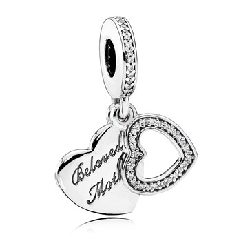PANDORA Beloved Mother Dangle Charm