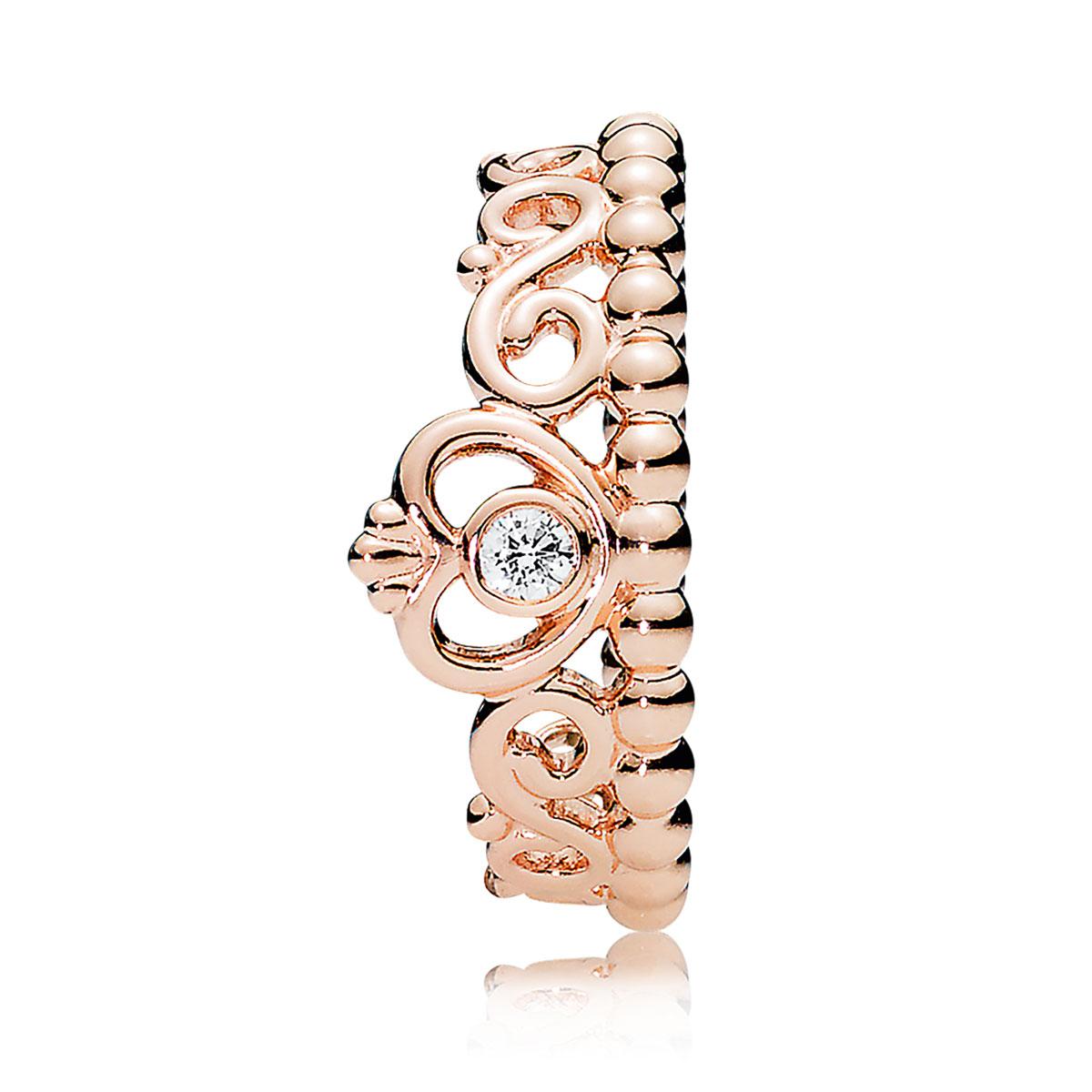 pandora rose gold ring pandora jewelry website. Black Bedroom Furniture Sets. Home Design Ideas