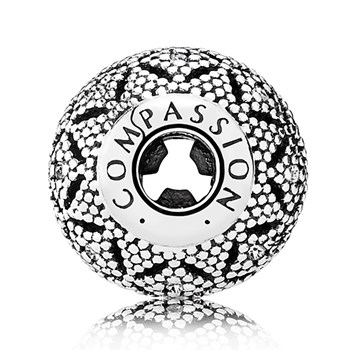 PANDORA ESSENCE Collection COMPASSION Charm