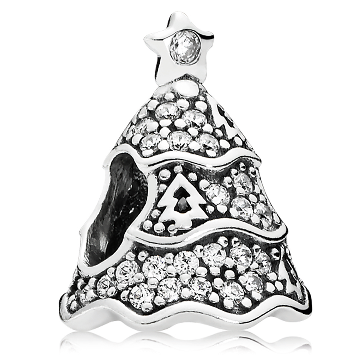 PANDORA Twinkling Christmas Tree 802-3130