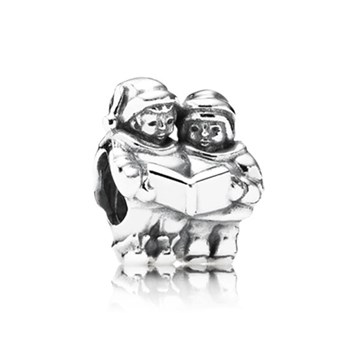 348151-PANDORA Carolers Charm RETIRED