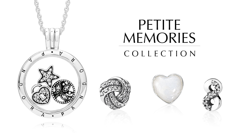 PANDORA Petite Memories Collection