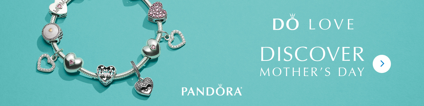 PANDORA Charms and Jewelry