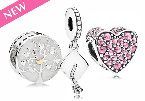 NEW PANDORA Charms and Jewelry