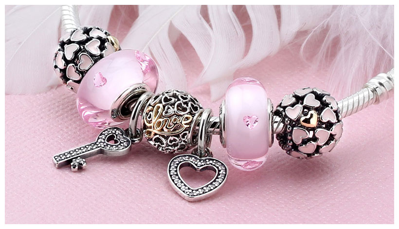 PANDORA Valentine's Day Charms