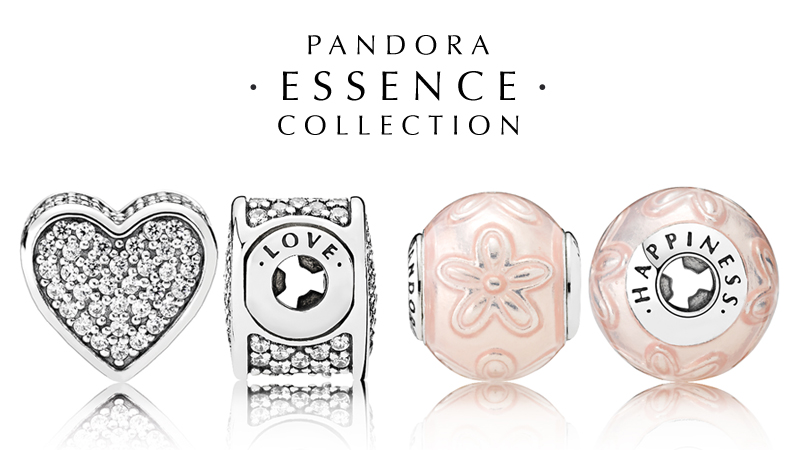 PANDORA Essence Collection