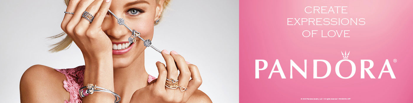 PANDORA Jewelry - Valentine Collection