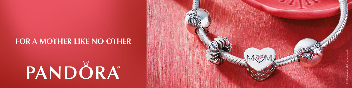 PANDORA Jewelry - 2016 Mother's Day Collection