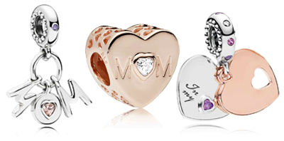 PANDORA Mother's Day Charms and Jewelry