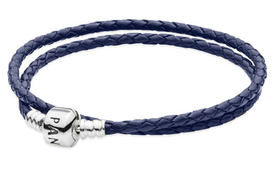 PANDORA Leather & Cotton Cords