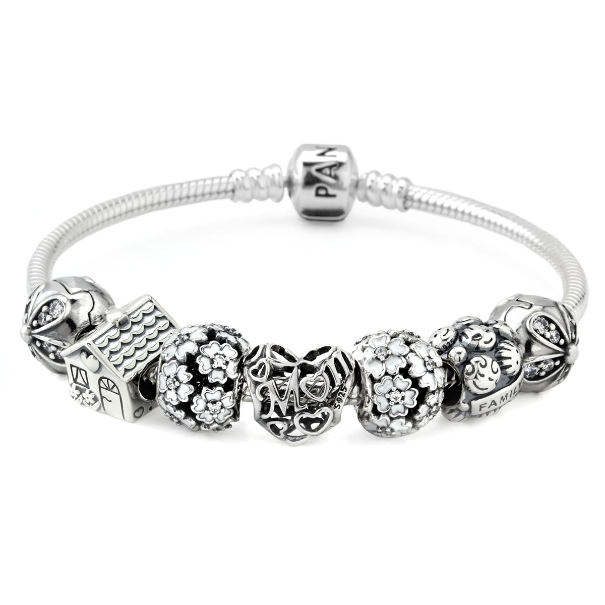Pandora Bracelet Design Ideas find this pin and more on pandoras charm design your own photo charms Pandora Bracelet Designs Ideas