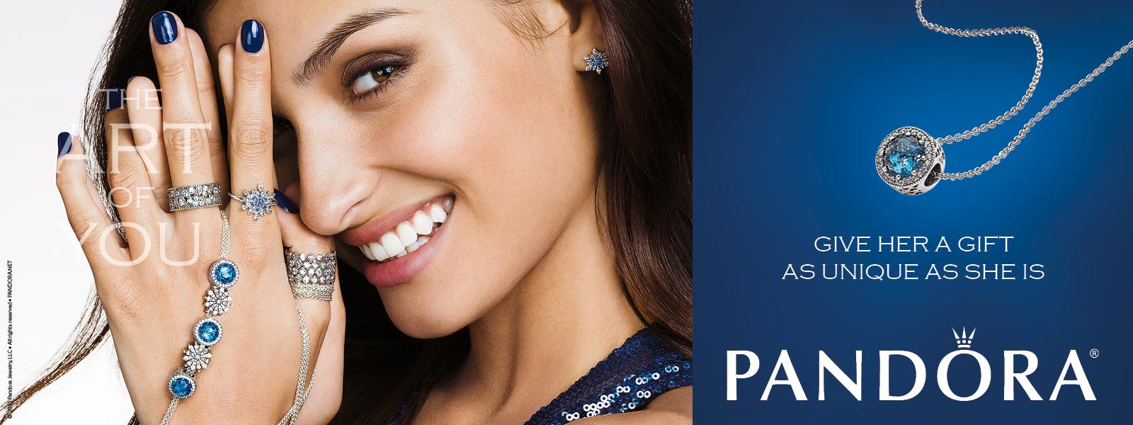 PANDORA NEW Winter Charms