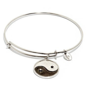 Chrysalis Yin Yang Bangle