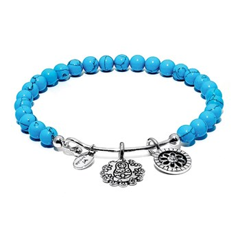 ​Chrysalis Turquoise Mother Doll Bangle-345088 RETIRED ONLY 2 LEFT!