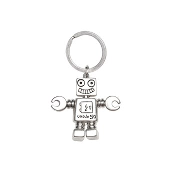 650-730-UNO de 50 Ojo-lata (Can-Eye) Keyring